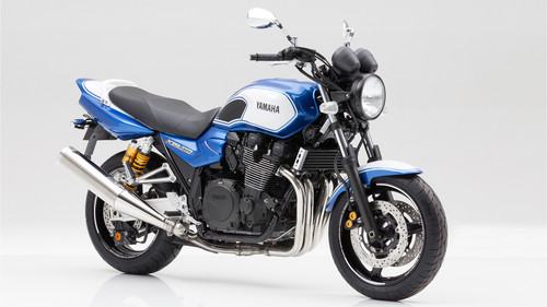 "Yamaha XJR 1300 ""50th Anniversary""."
