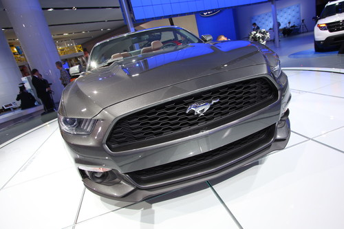 Ford Mustang.