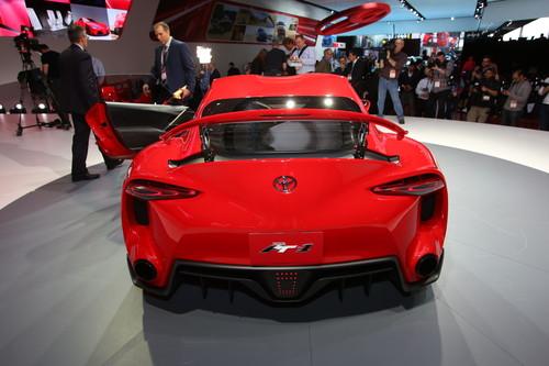 Toyota FT-1.