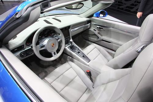 Porsche 911 Targa.