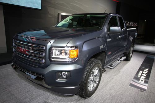 GMC Canyon.