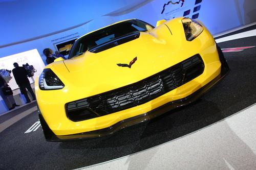 Corvette Z06.