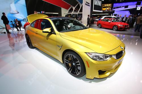 BMW M4 Coupé.