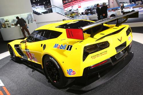 Corvette C7 R.