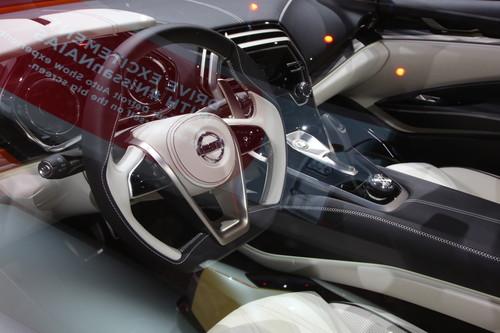 Nissan Sport Sedan Concept.