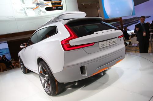 Volvo Concept XC Coupé.