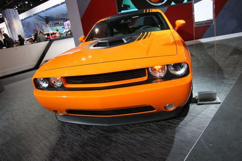 Dodge Challenger Shaker.