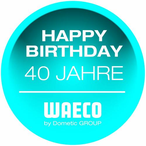 40 Jahre Waeco.