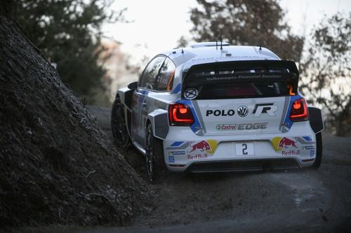 Volkswagen Polo R WRC von Jari-Matti Latvala.
