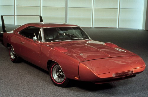 Dodge Charger Daytona vpn 1969.