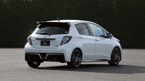 Toyota Vitz RS G Sports Concept.