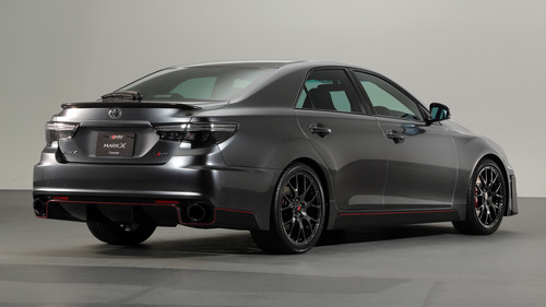 Toyota GRMN Mark X Concept.