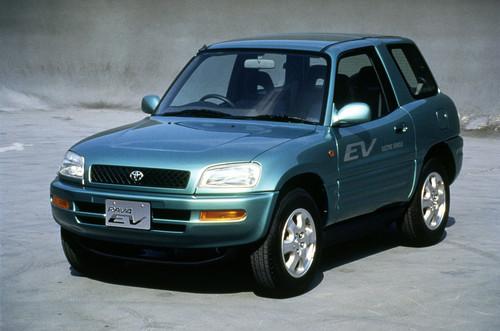 Toyota RAV4 EV (1998).