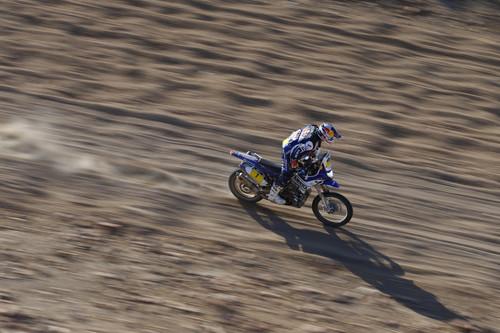 Cyril Despres auf Yamaha.