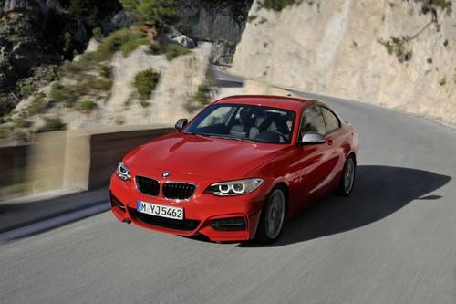 BMW 2er Coupé.