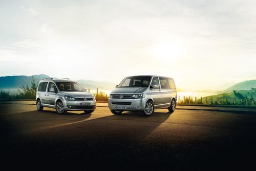 Volkswagen Caddy Cup und Mulitvan Cup.