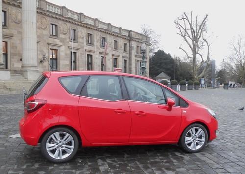 Opel Meriva.