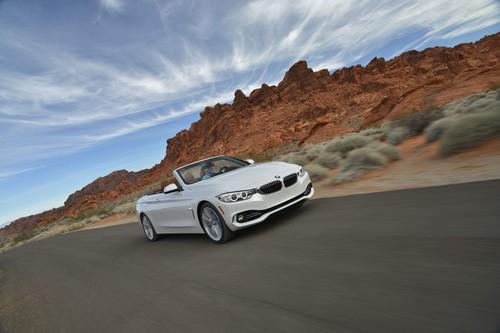 BMW 4er Cabriolet.