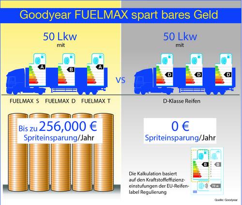 Goodyear Fuelmax S.
