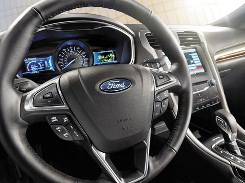 Ford Fusion Energi.