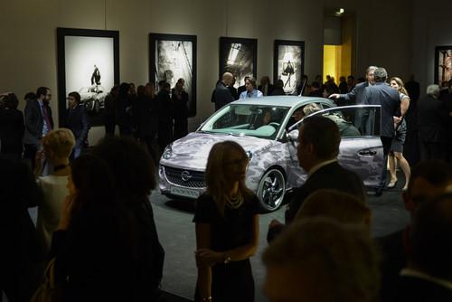 "Eröffnung der Opel-Ausstellung ""The Adam by Bryan Adams""."