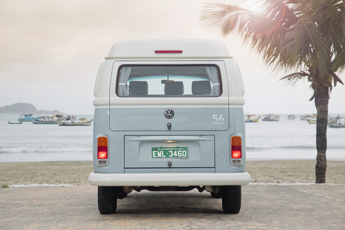 VW T2 Kombi Last Edition.