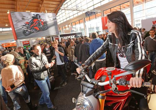 Motorradwelt Bodensee 2014.
