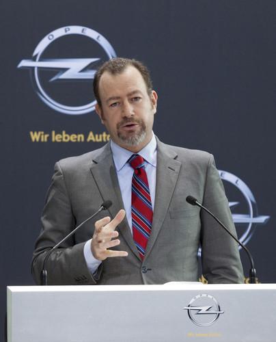 GM-Präsident Daniel Ammann.