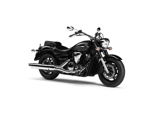 Yamaha XVS 1300 A Midnight Star.