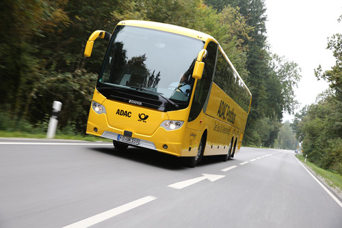 ADAC-Postbus.