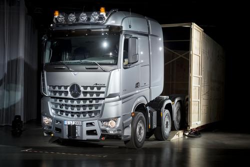 Mercedes-Benz Arocs SLT.
