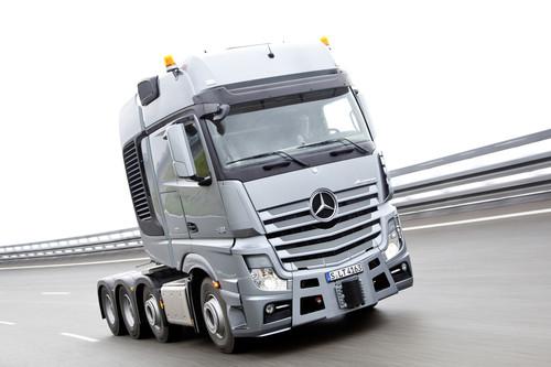 Mercedes-Benz Actros 4163 SLT.