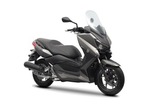 Yamaha X-Max 125.