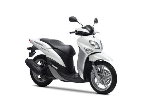 Yamaha Xenter.