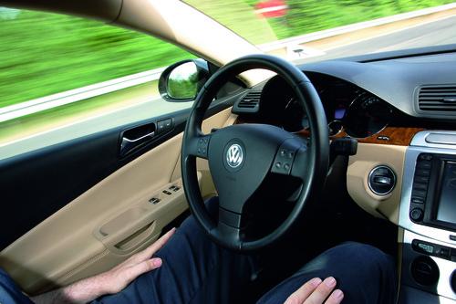 Automatisches Fahren.