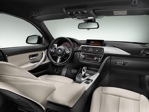 BMW 4er Gran Coupé.