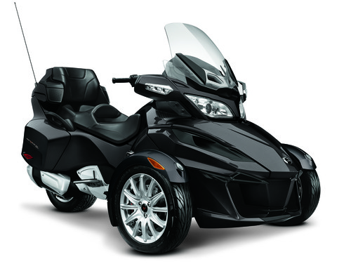 Can-Am Spyder RT.