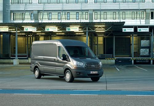 Ford Transit (neue Generation).
