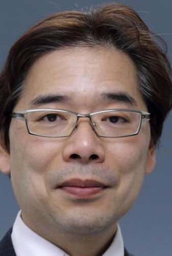 Kenichiro Saruwatari.