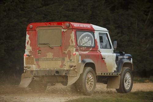 Land Rover Defender von Bowler.