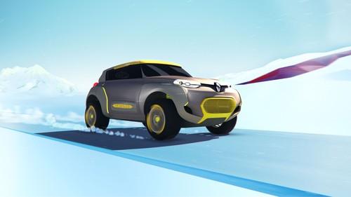 Renault Kwid Concept.