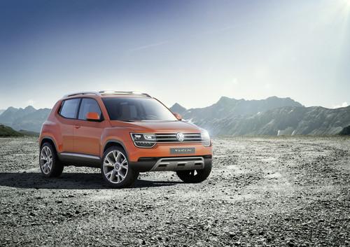 Volkswagen Taigun.