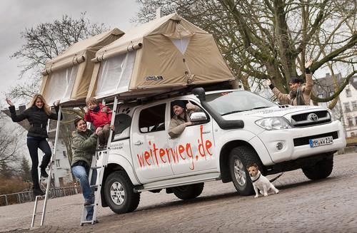 Messe Reise + Camping.