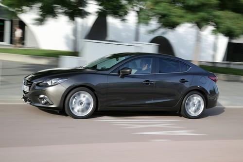 Mazda3 Limousine.