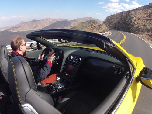 Bentley Continental GT V8 S Cabrio.