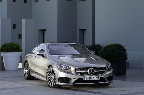 Mercedes-Benz S-Klasse Coupé.