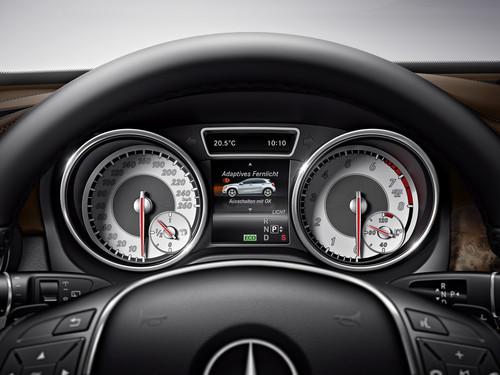 Mercedes-Benz GLA.