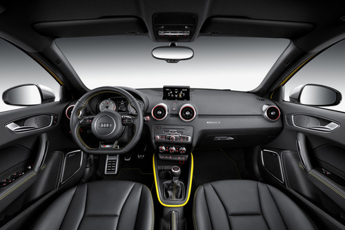 Audi S1 Sportback.