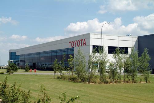Toyota-Werk Valenciennes.