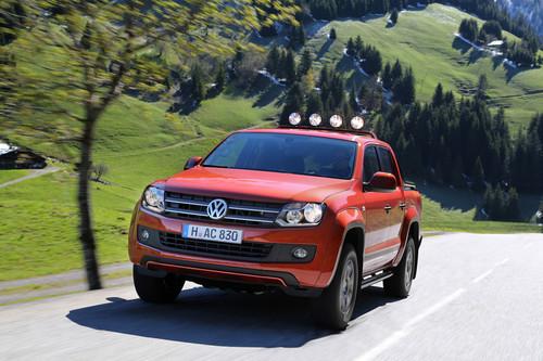 Volkswagen Amarok Canyon.